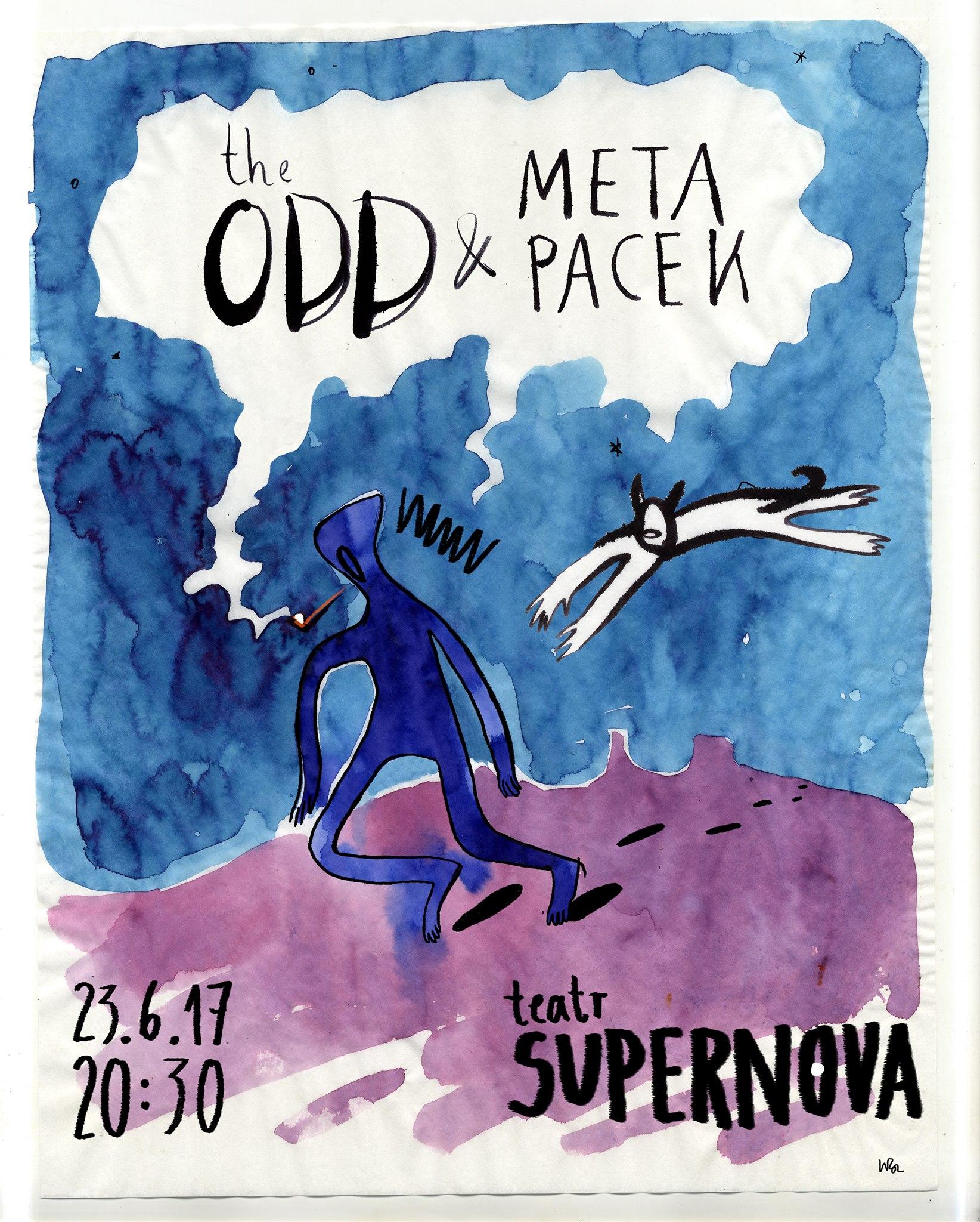 The Odd i Metapacek