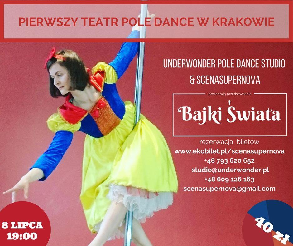 Bajki Świata – Teatr Pole Dance